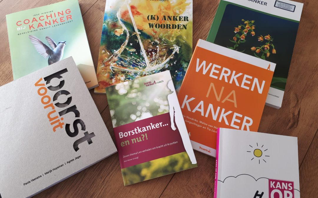 Met je neus in de boeken: enkele boeken over kanker uitgelicht